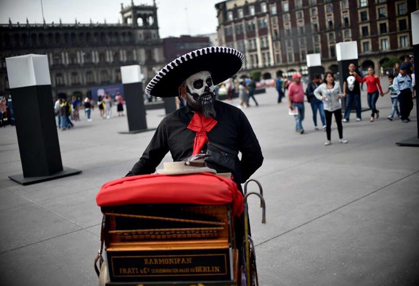 El Día de los Muertos es considerado la celebración más representativa de México, por lo cual se popularizó en varias partes de Latinoamérica.