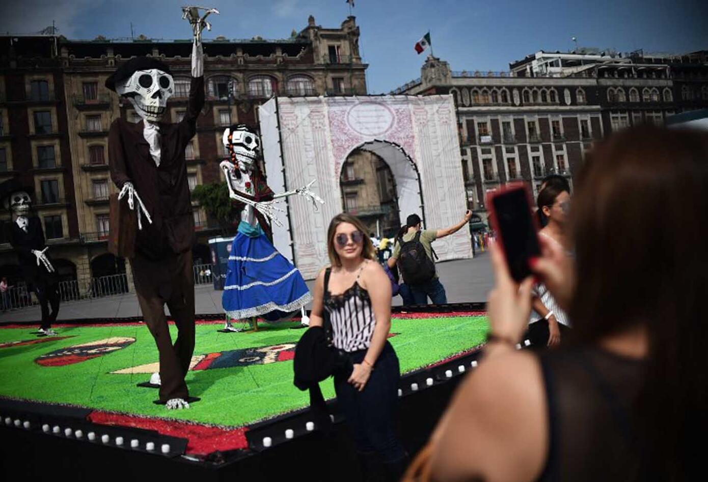 Su origen proviene desde mucho antes de la llegada de los españoles y se considera una celebración donde se realizaban rituales que conmemoran la vida de los ancestros.