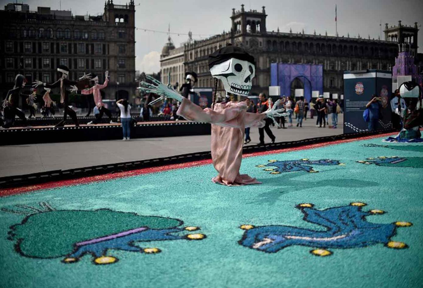 El 7 de noviembre de 2003 la Unesco calificó esta festividad como Obra Maestra del patrimonio Oral e Intangible de la Humanidad.