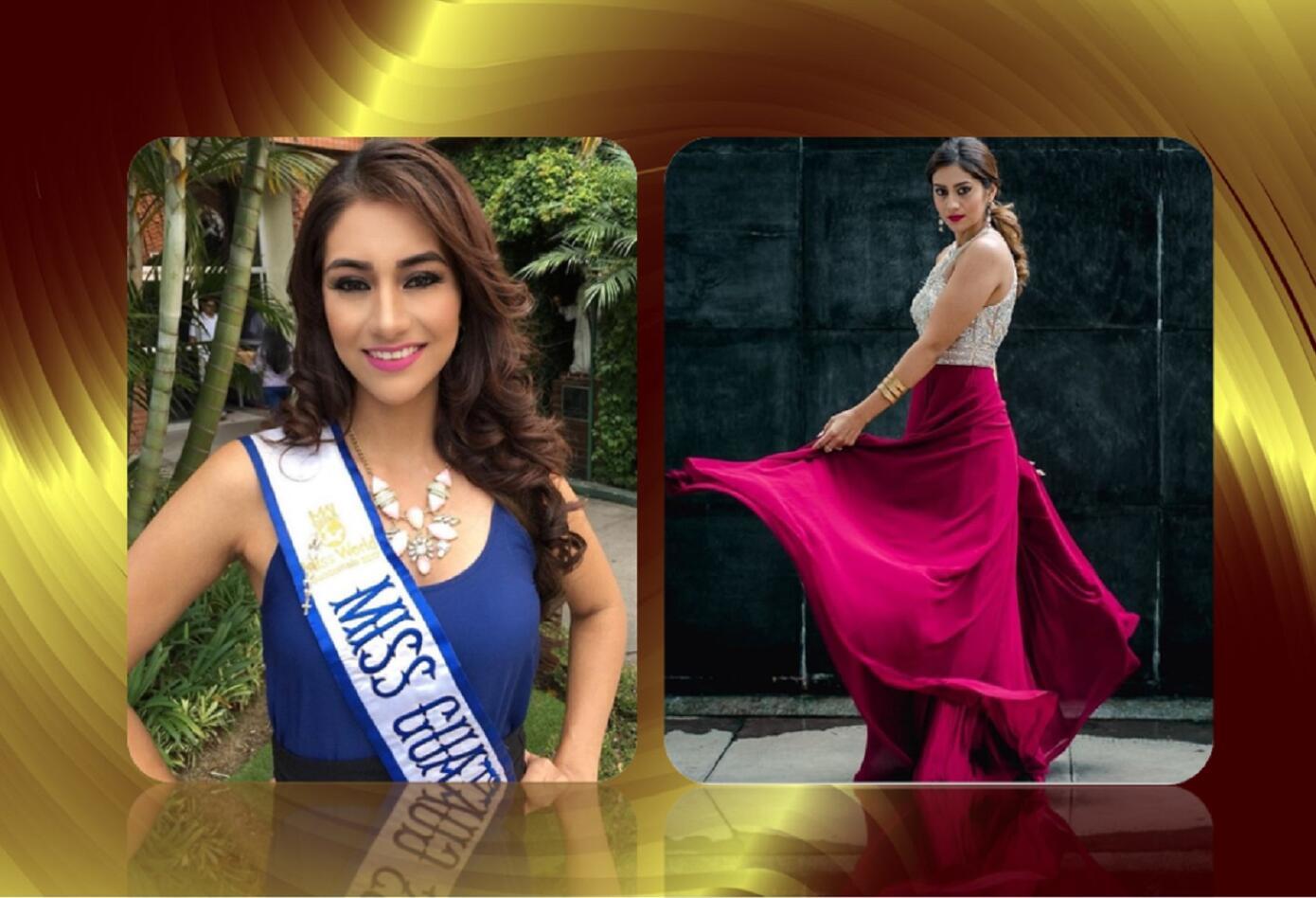 Miss Guatemala