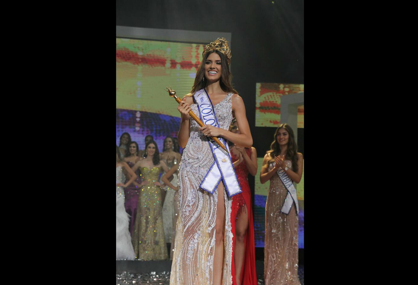 Gabriela Tafur, señorita Colombia 2019