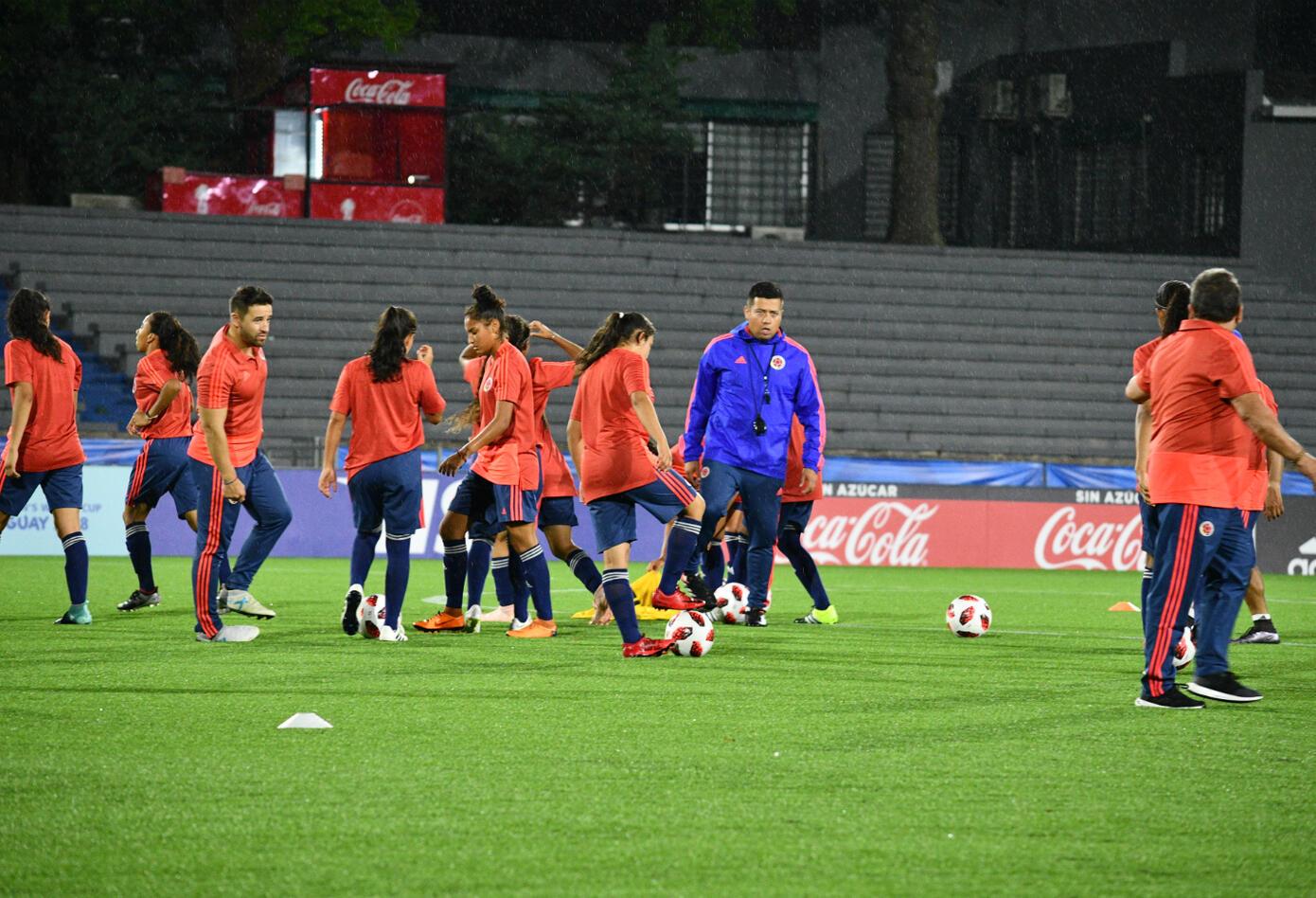 Selección Colombia Femenina Sub-17
