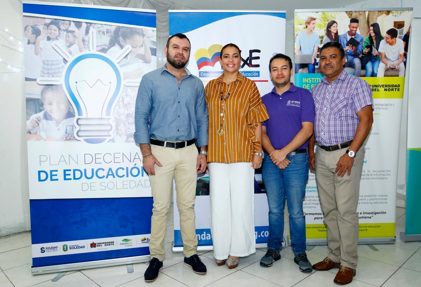 Plan Decenal de Educación de Soledad