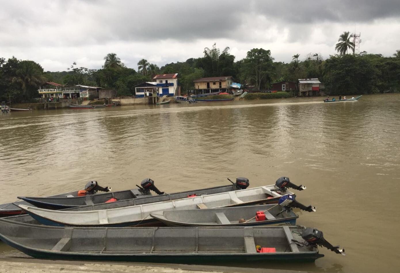 Río Timbiquí (Cauca)