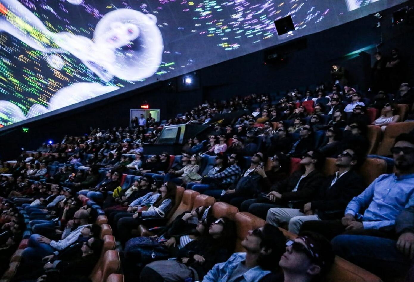 Así se verá el increíble evento de 'Domo Lleno' en Bogotá