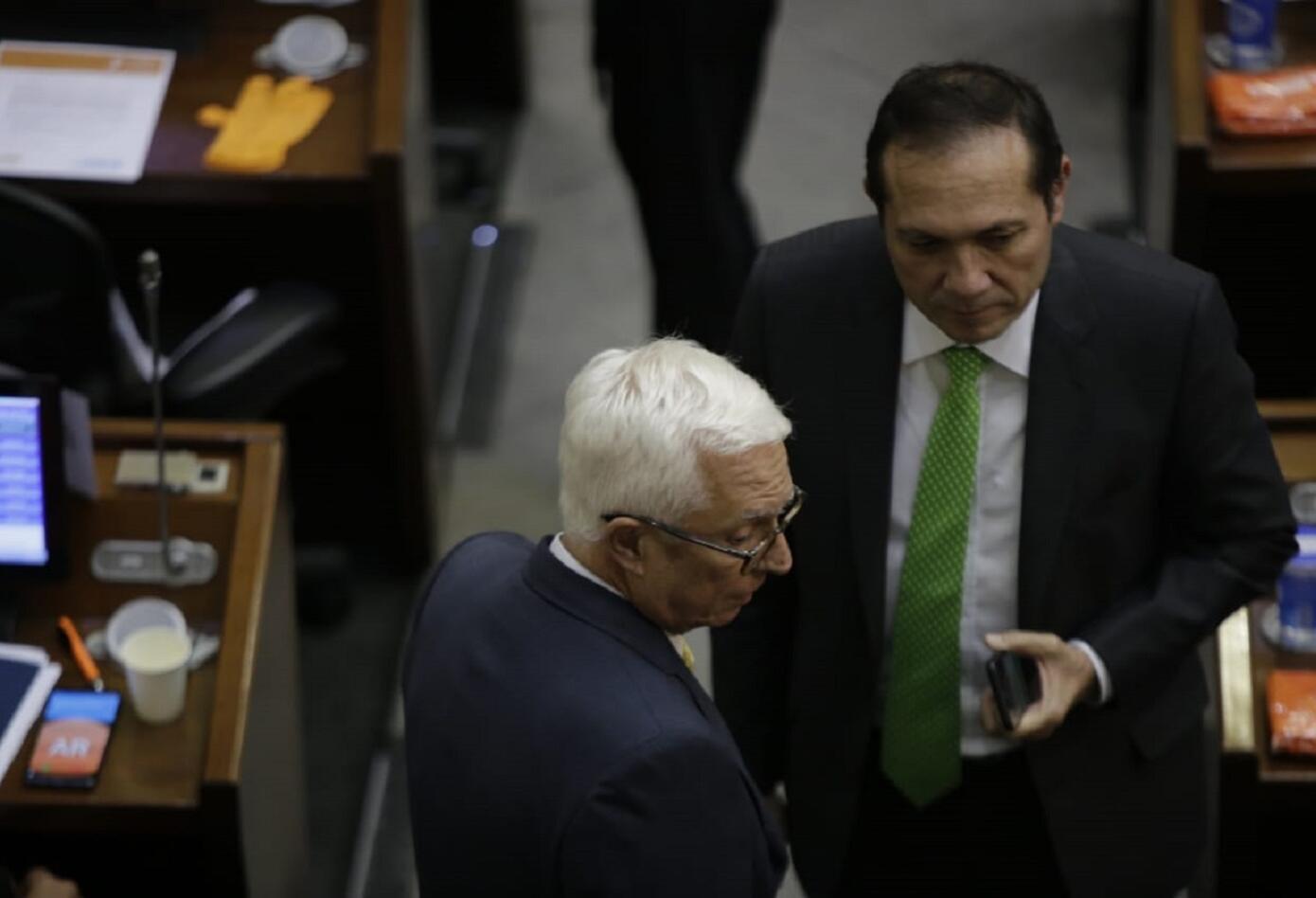 Senador Sanguino y Robledo