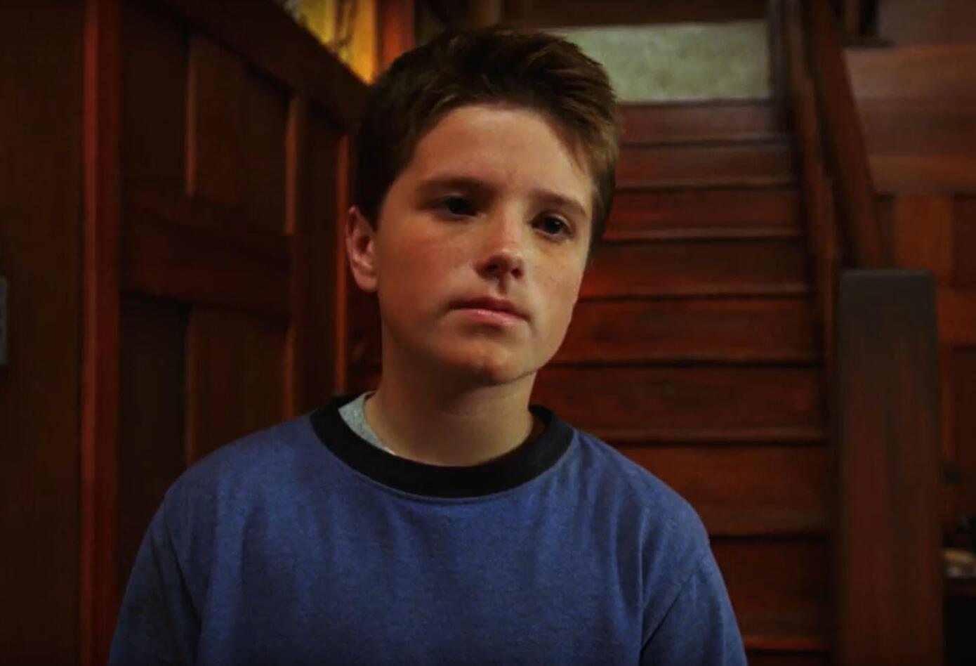 Josh Hutcherson protagonizó la cinta junto a Jonah Bobo. Ambos menores eran los participantes del juego espacial.