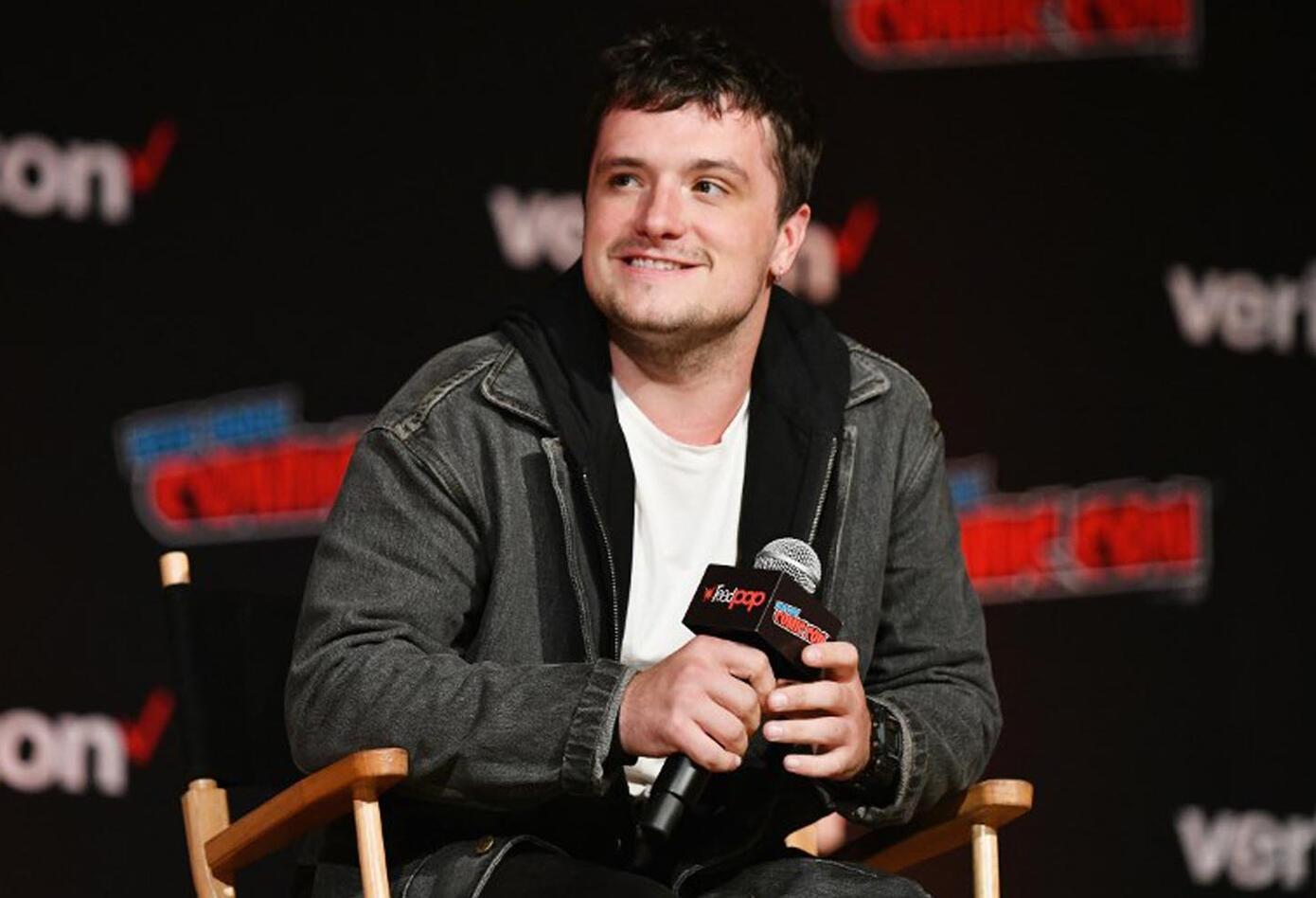 Josh Hutcherson actualmente tiene 26 años y se ha destacado por participar en cintas como 'Los juegos del hambre' y en videos musicales como 'Middle' de DJ Snake.