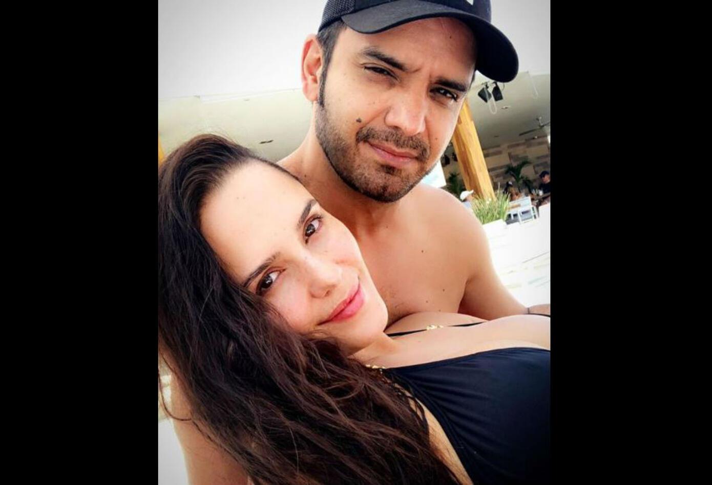 Ana Lucía Domínguez está casada con el actor Jorge Cardenas