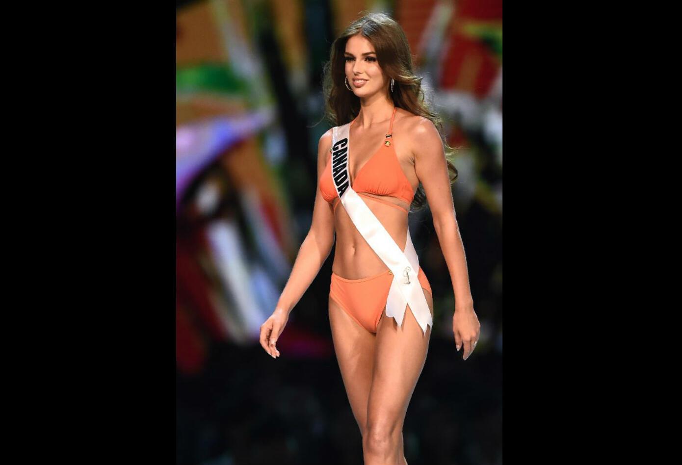 Miss Canadá, Marta Stepien