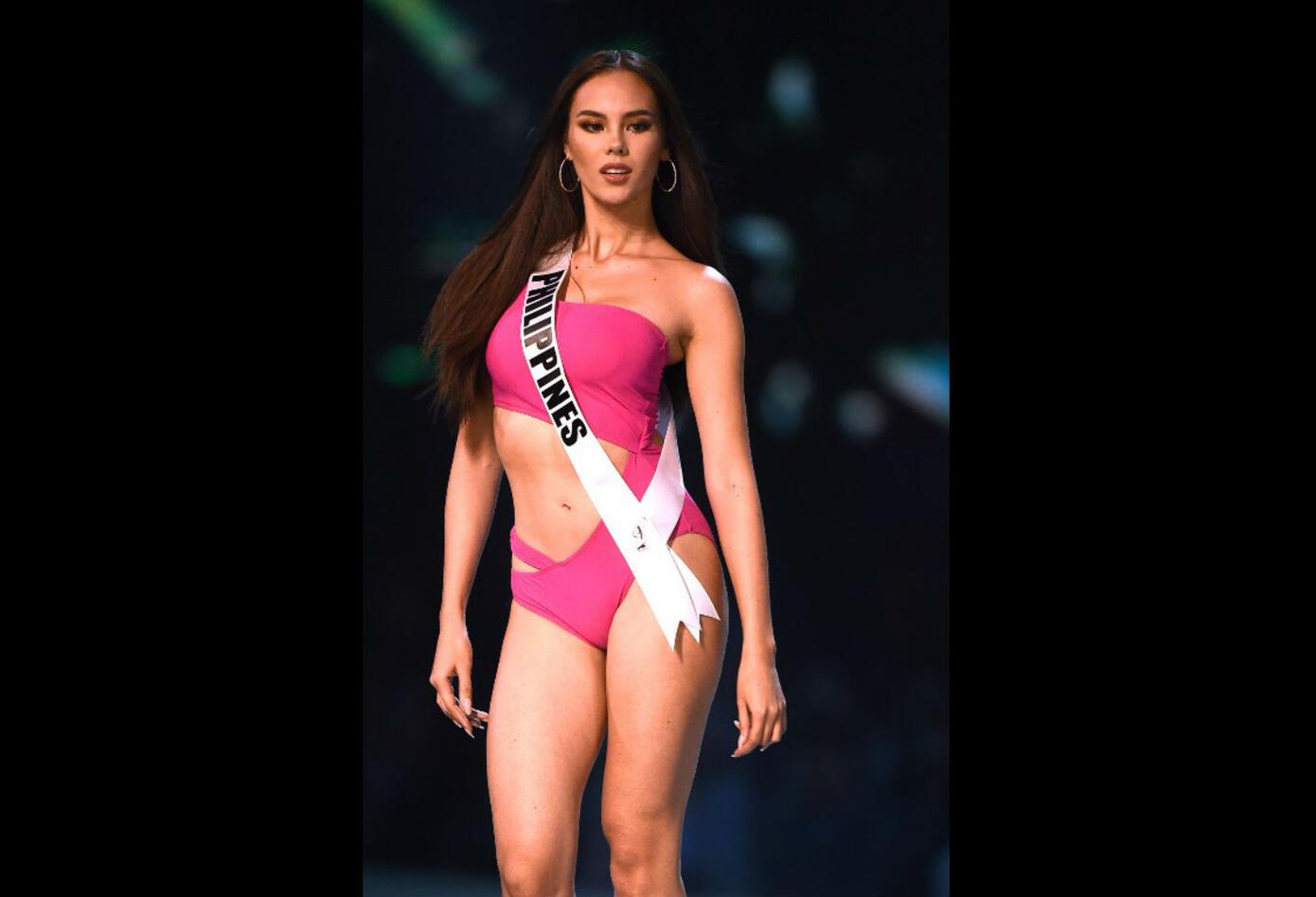 Miss Filipinas, Catriona Gray