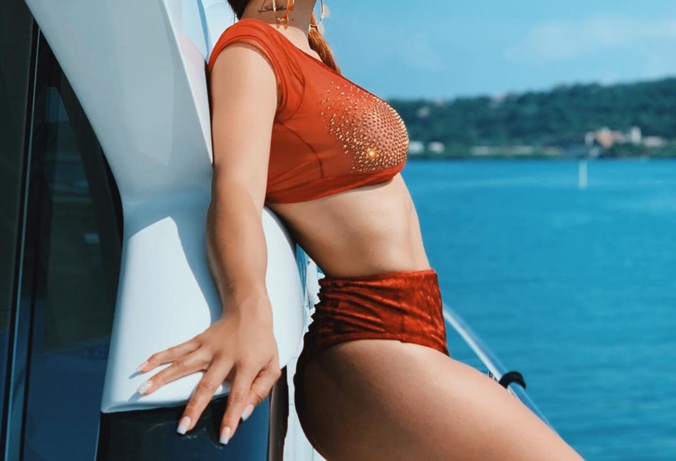 Luisa Fernanda W, más sensual que nunca