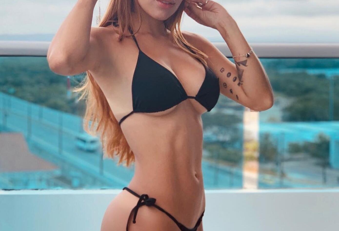 Luisa Fernanda W se ha convertido en una 'marca' fuerte con apenas 25 años.