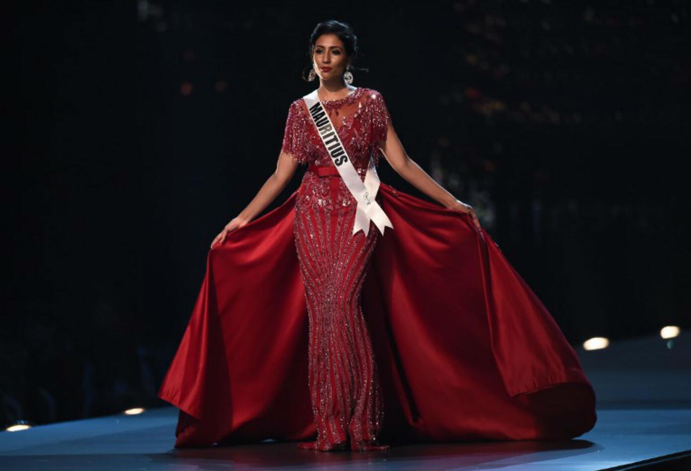 Miss Mauritius, Varsha Ragoobarsing