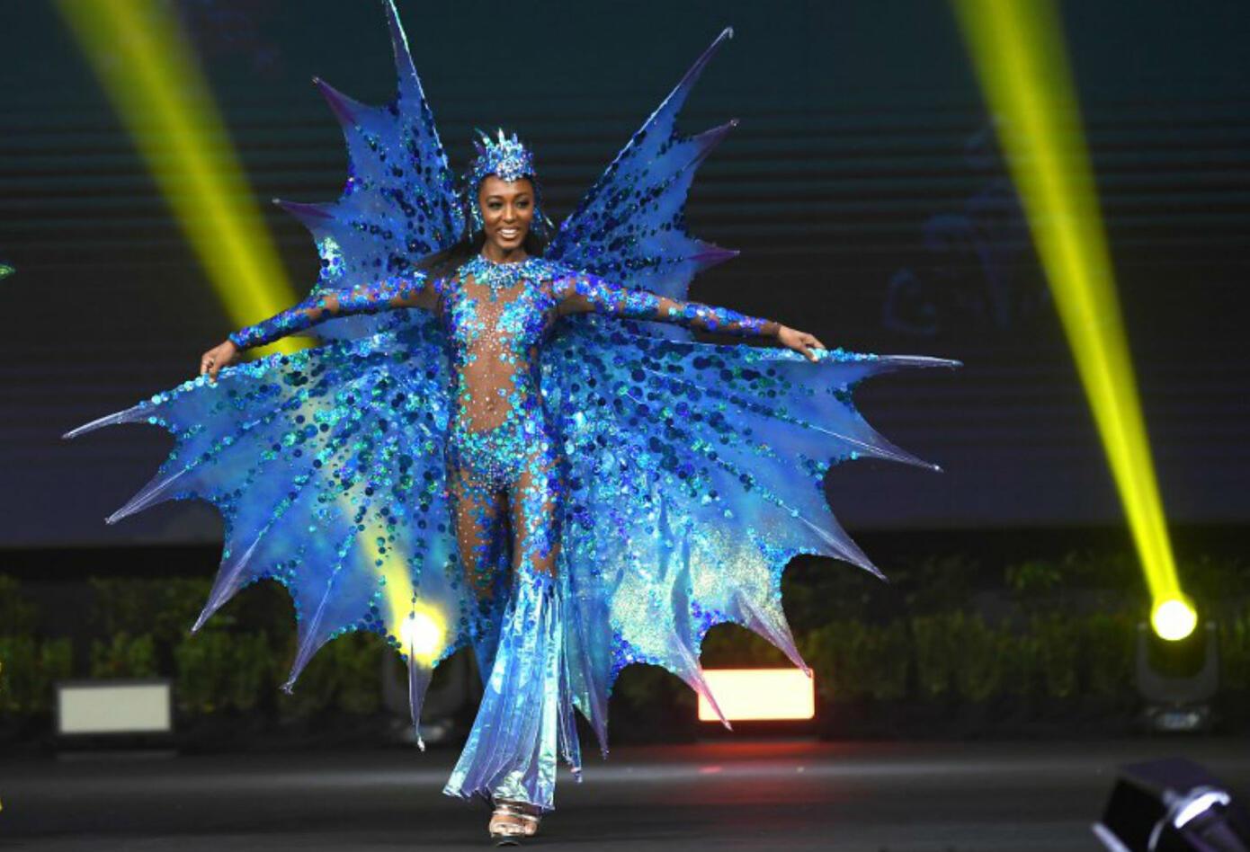 Meghan Theobalds, Miss Barbados 2018