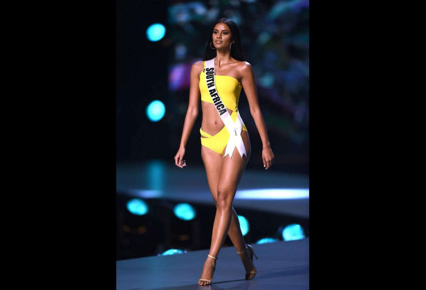 Miss Suráfrica, Tamaryn Green