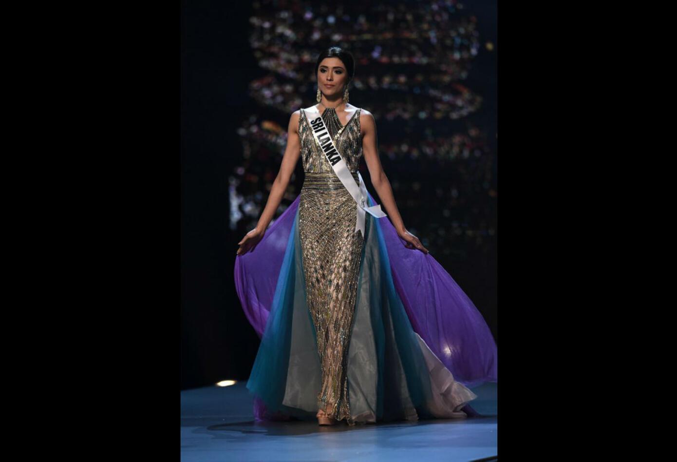 Miss Sri Lanka, Ornella Gunesekere