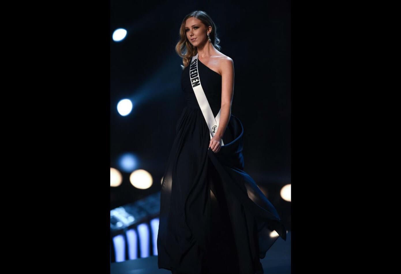 Emma Strandberg, Miss Suecia