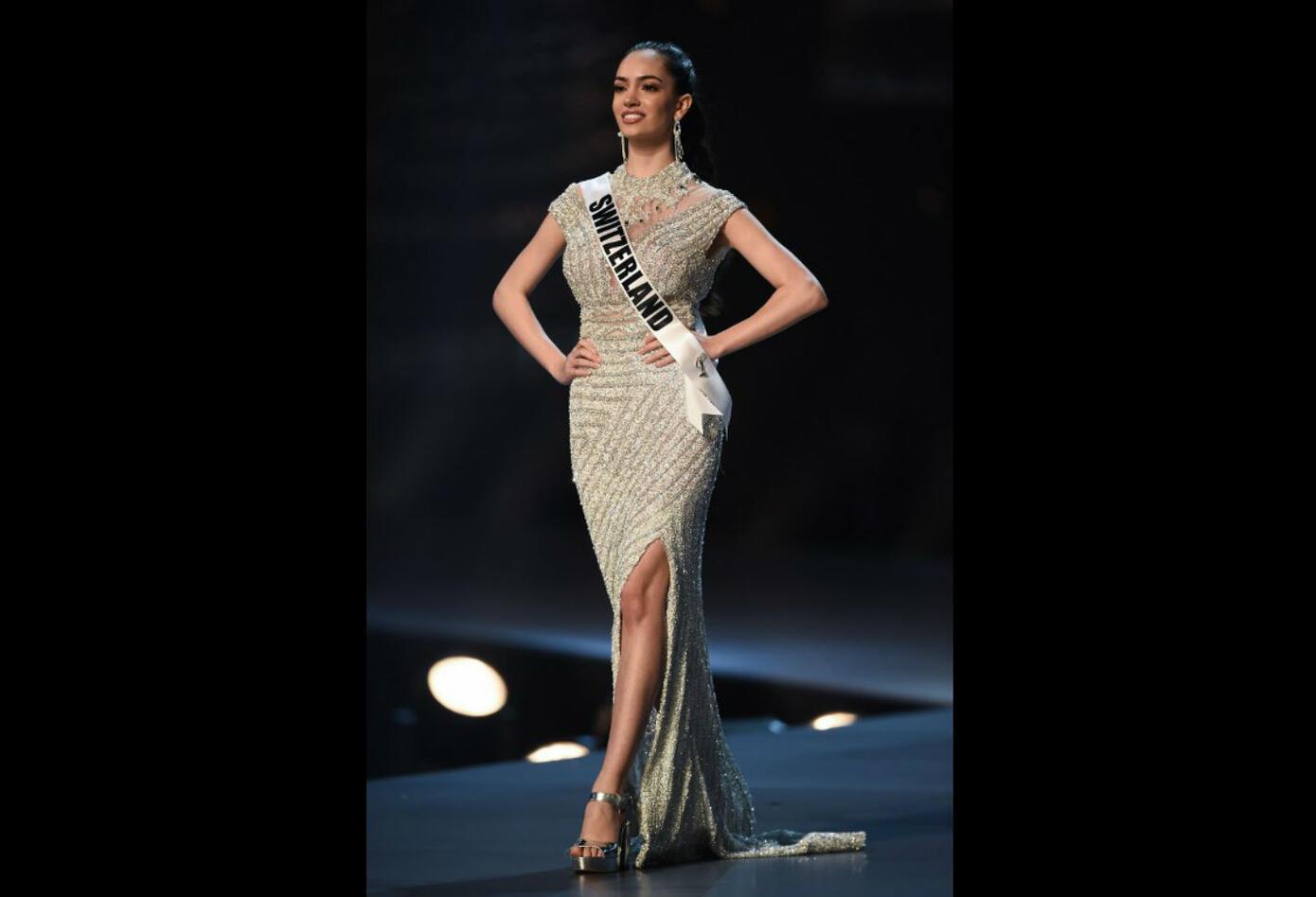 Jastina Doreen Riederer, Miss Suiza.