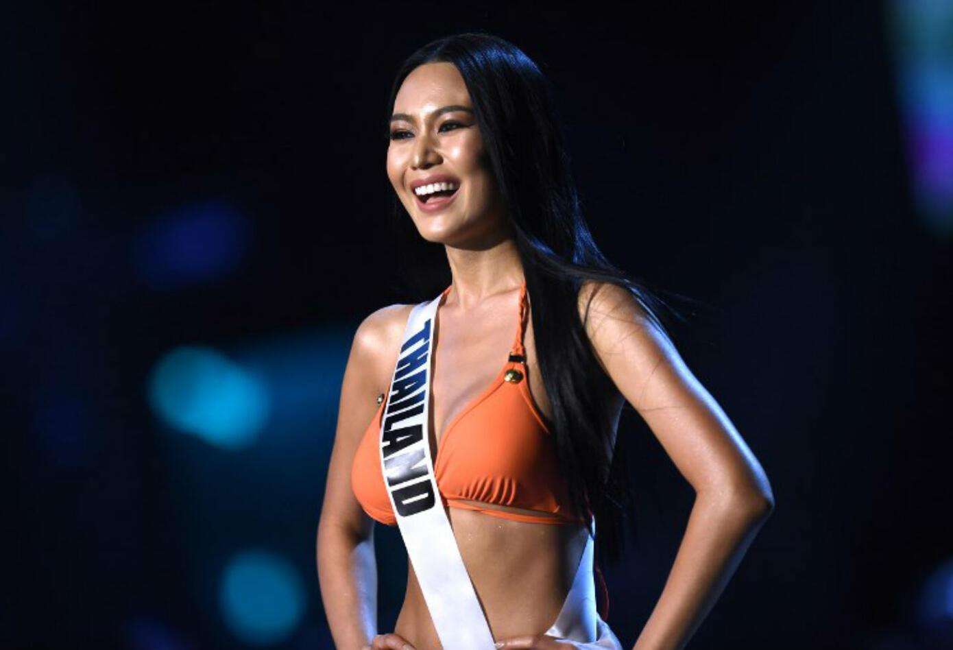 Miss Tailandia, Sophida Kanchanarin