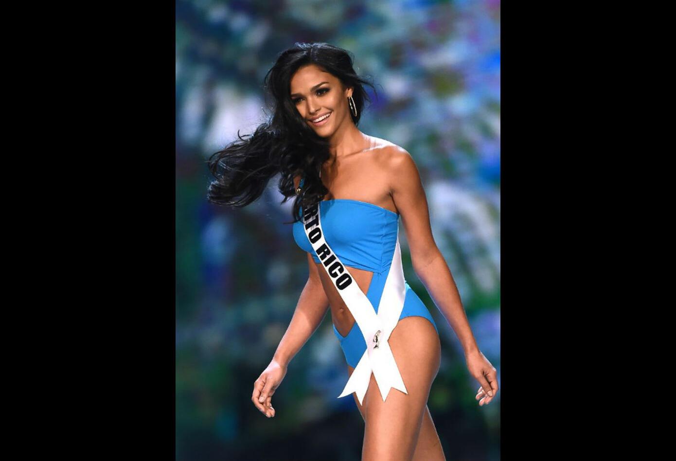 Miss Puerto Rico, Kiara Ortega