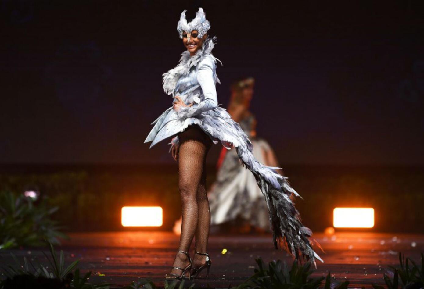 Traje típico de Tamaryn Green, Miss South Africa