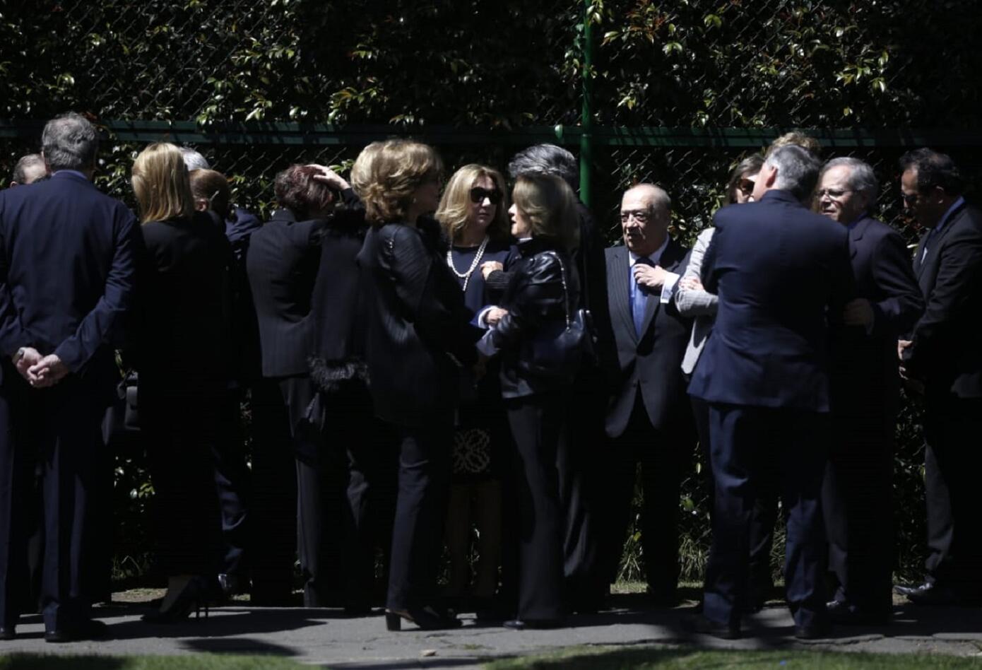 Exequias del expresidente Belisario Betancur