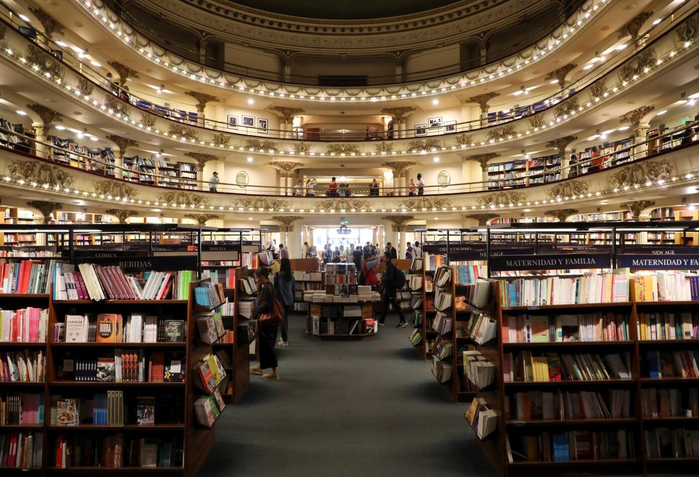 """""""La librería más linda del mundo"""""""