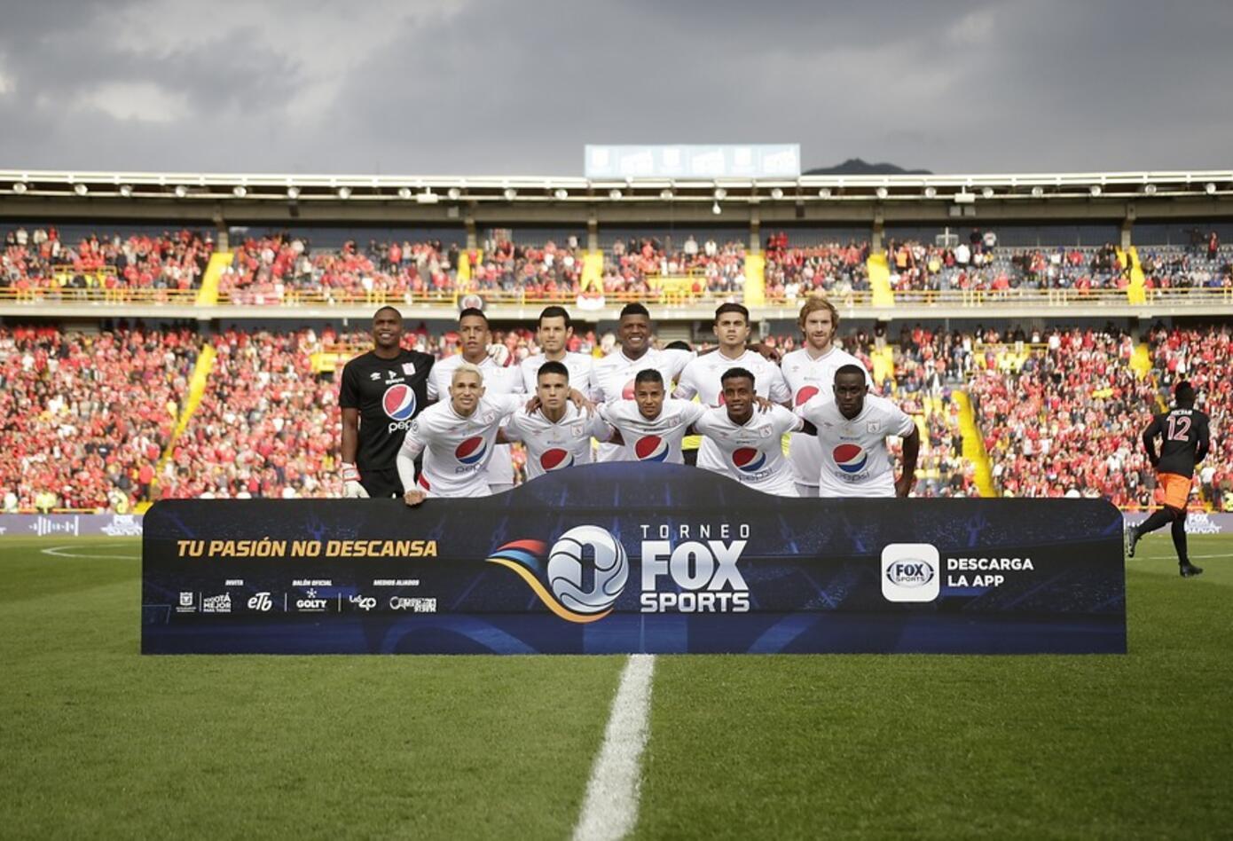 Santa Fe vs América - Torneo Fox Sports 2019