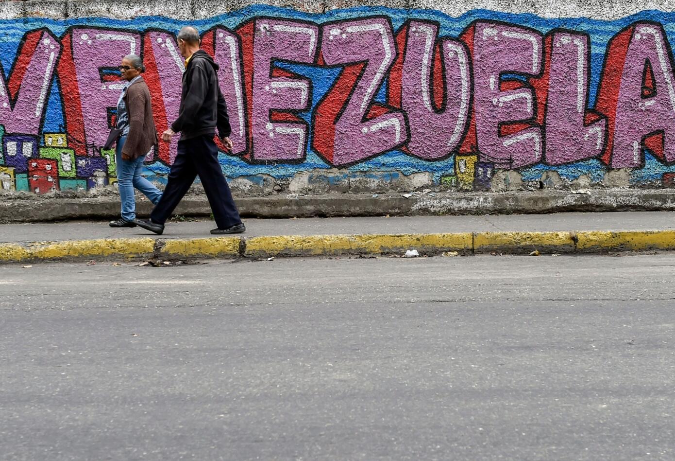 Venezuela afronta una profunda crisis institucional luego de que Juan Guaidó se proclamara presidente interino.
