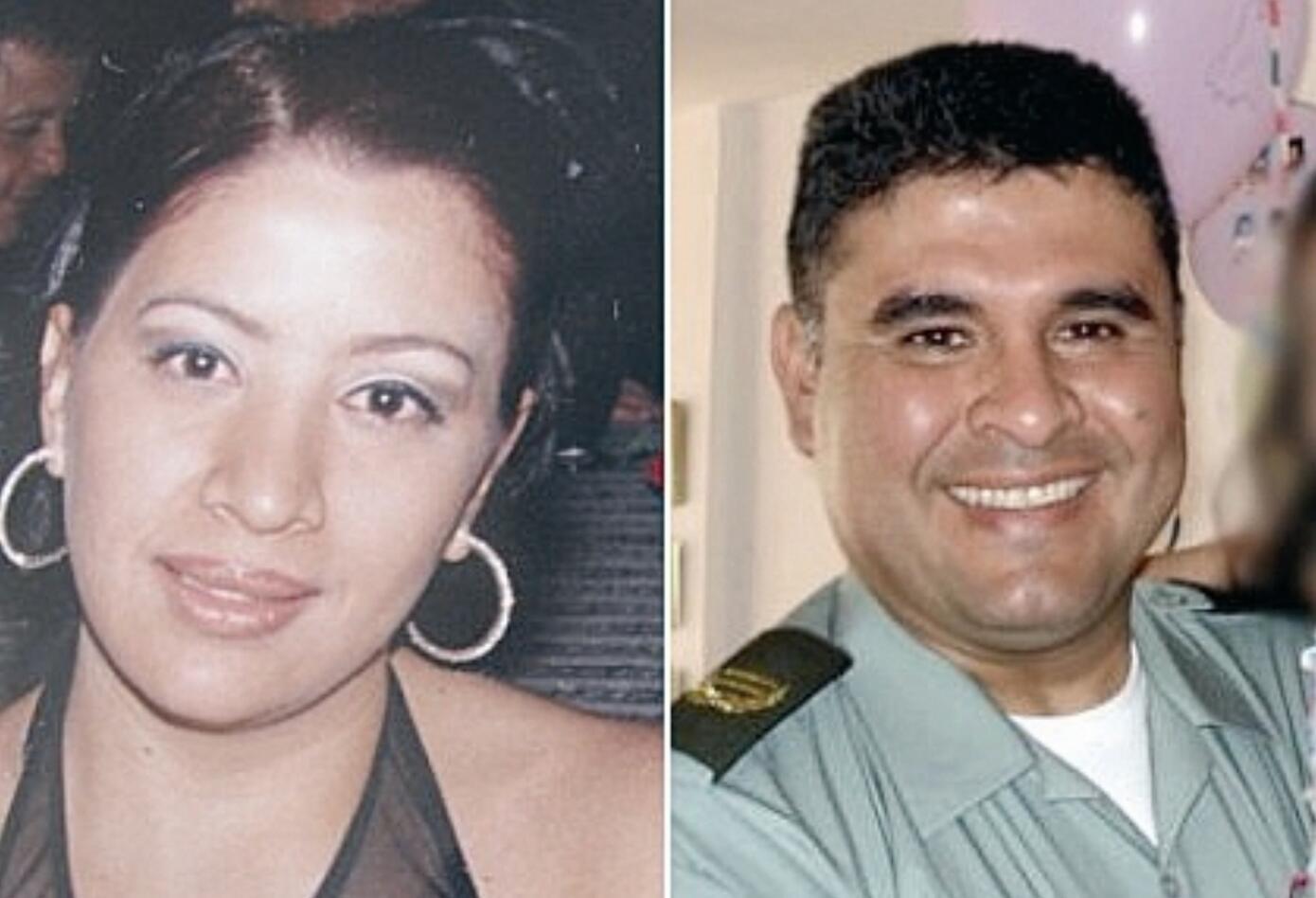 Según el fallo de la justicia, Erika Cecilia Yeneris fue asesinada a manos del coronel Aldana, su entonces compañero sentimental.