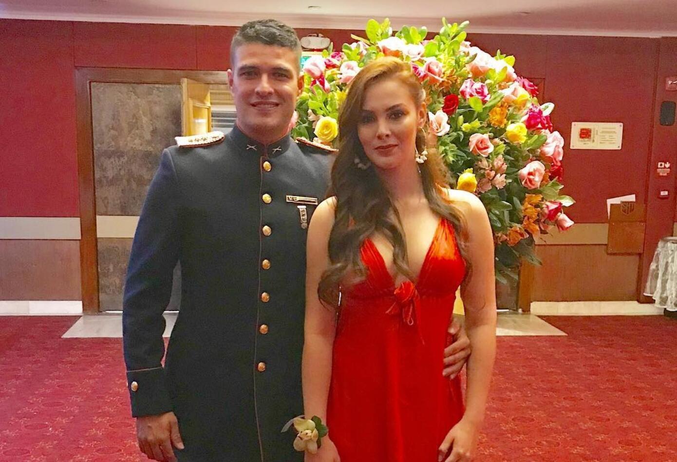 Sueña con ser general y comandante de las Fuerzas Militares.