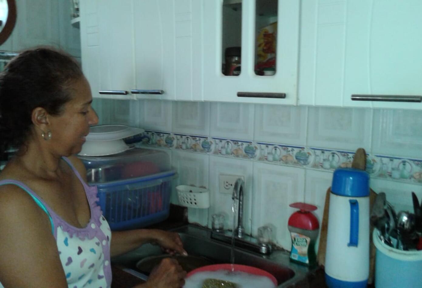 San Andrés sin agua