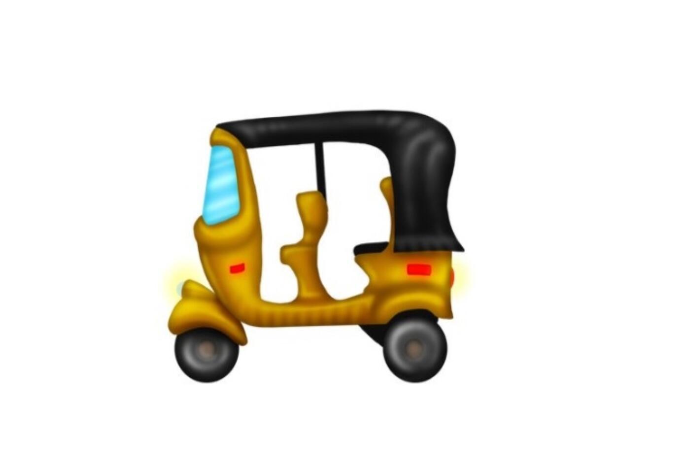 El moto taxi es parte de la actualización de 2019.