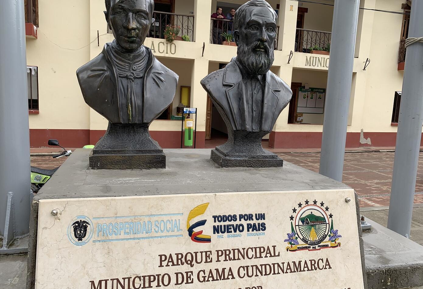 Plaza Central de Gama
