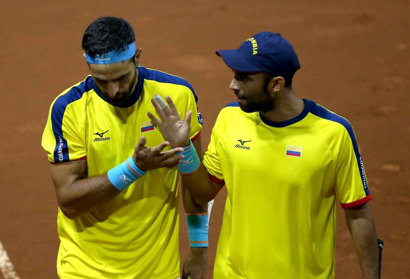 Colombia superó de forma contundente a Suecia en la llave que se disputó en Bogotá