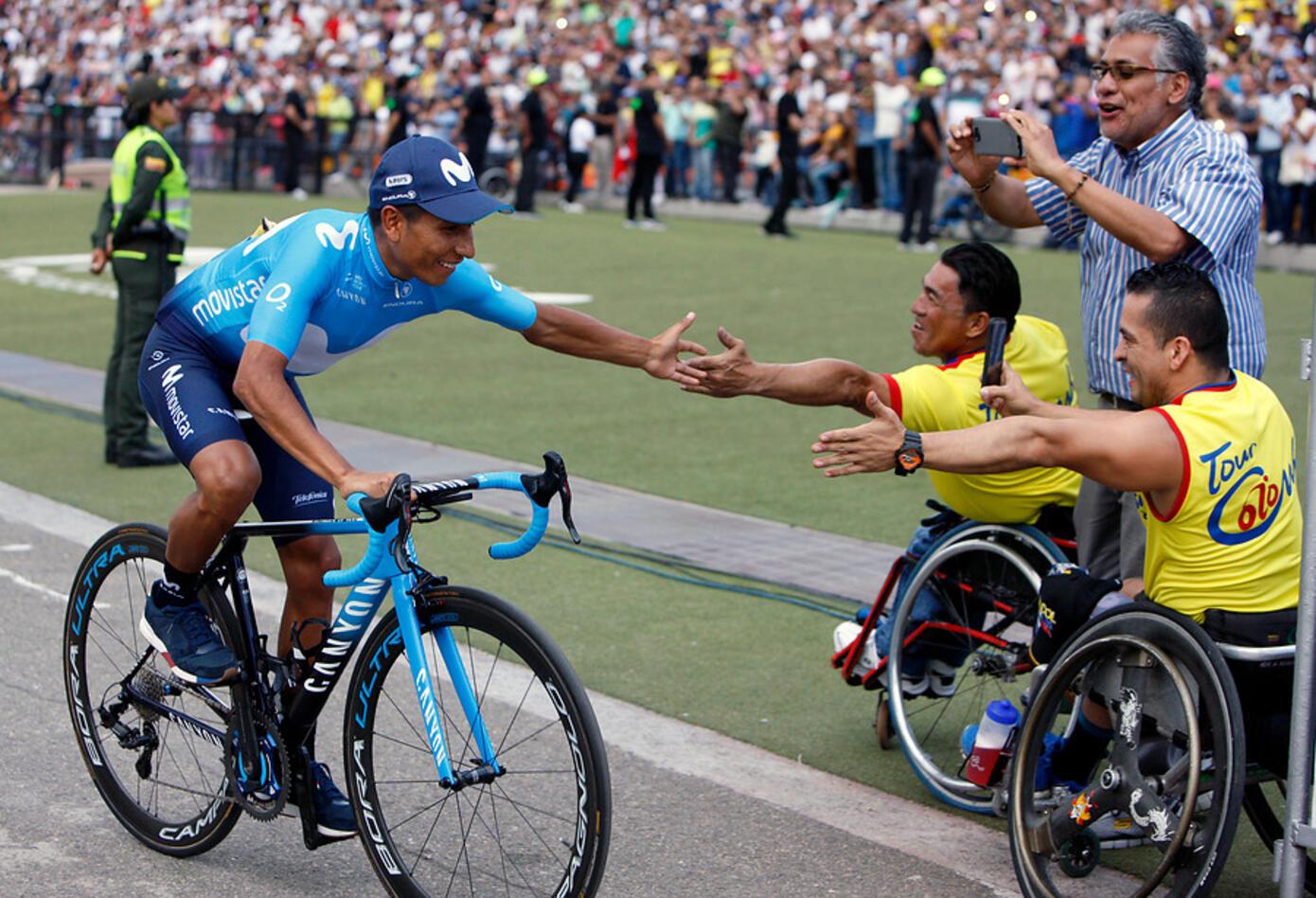 Presentación del Tour Colombia 2.1 2019