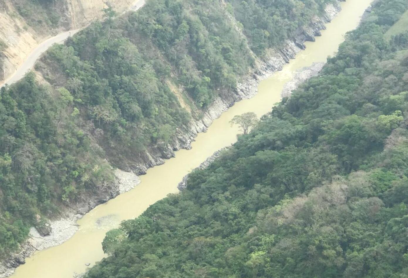 Contraloría evidencia bajos niveles de agua en Río Cauca