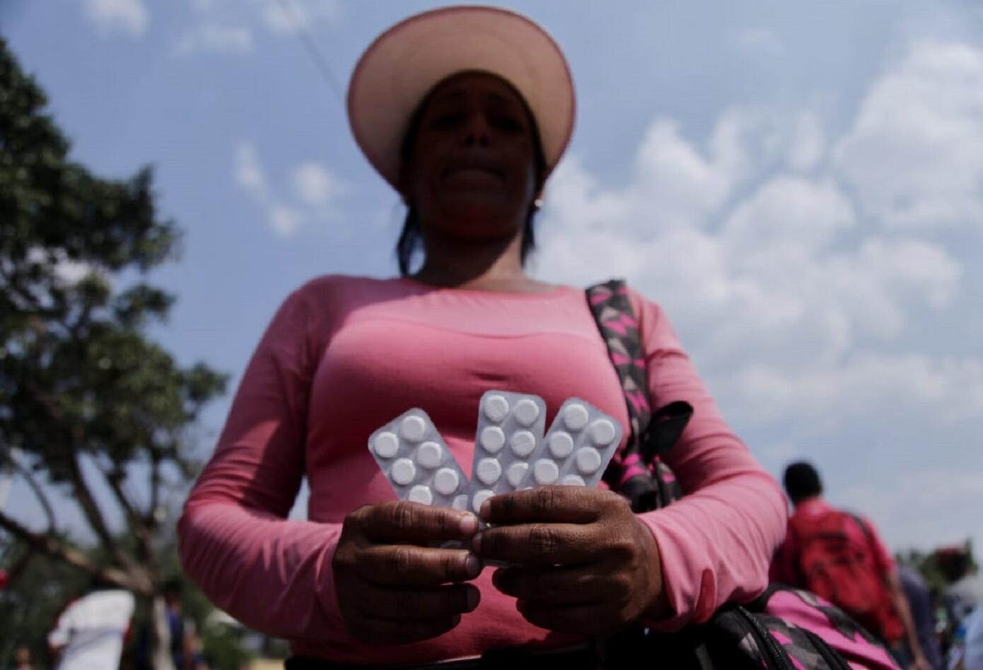 Así es el paso de la frontera entre Colombia y Venezuela