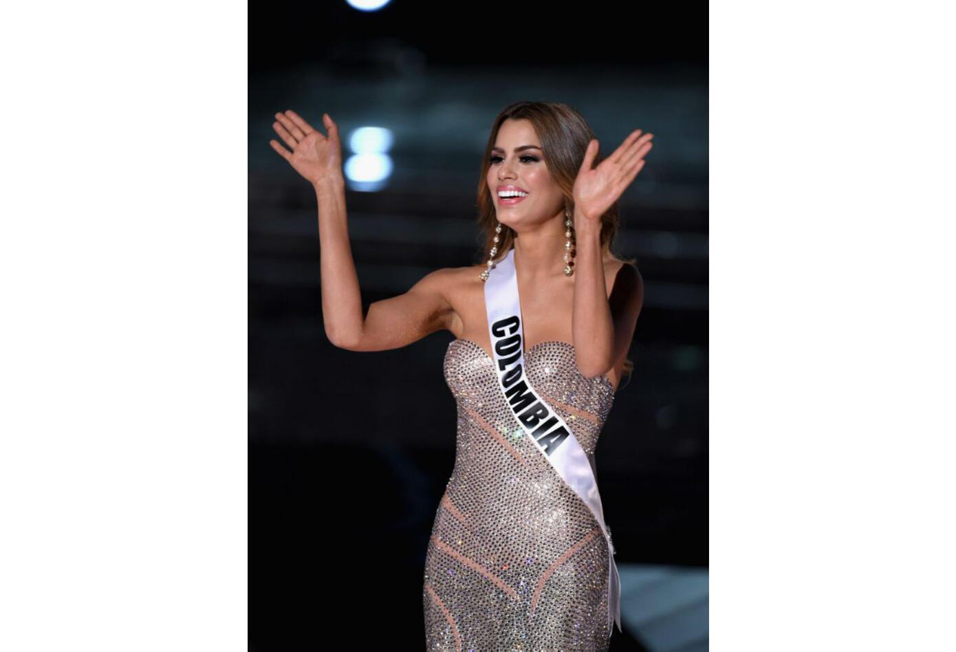 Ariadna Gutiérrez en Miss Universo