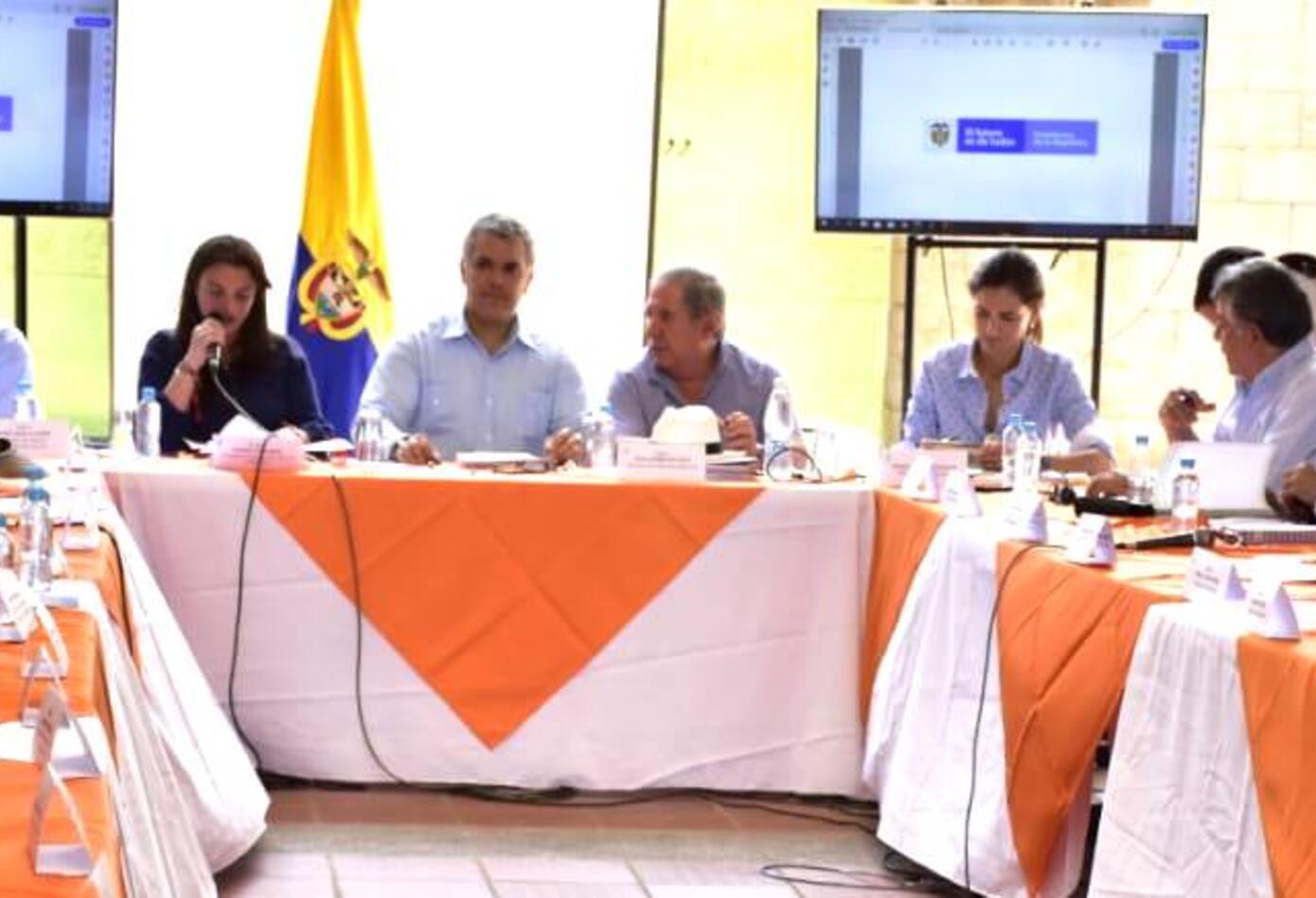 Foto cortesía Gobernación de Sucre