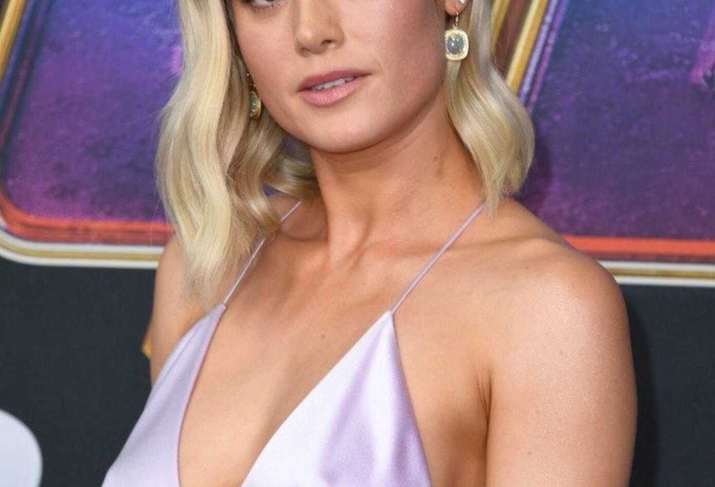 Brie Larson, capitana Marvel