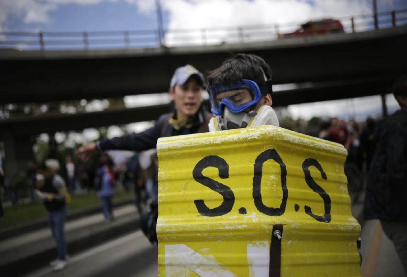 Manifestaciones del 25 de abril de 2019