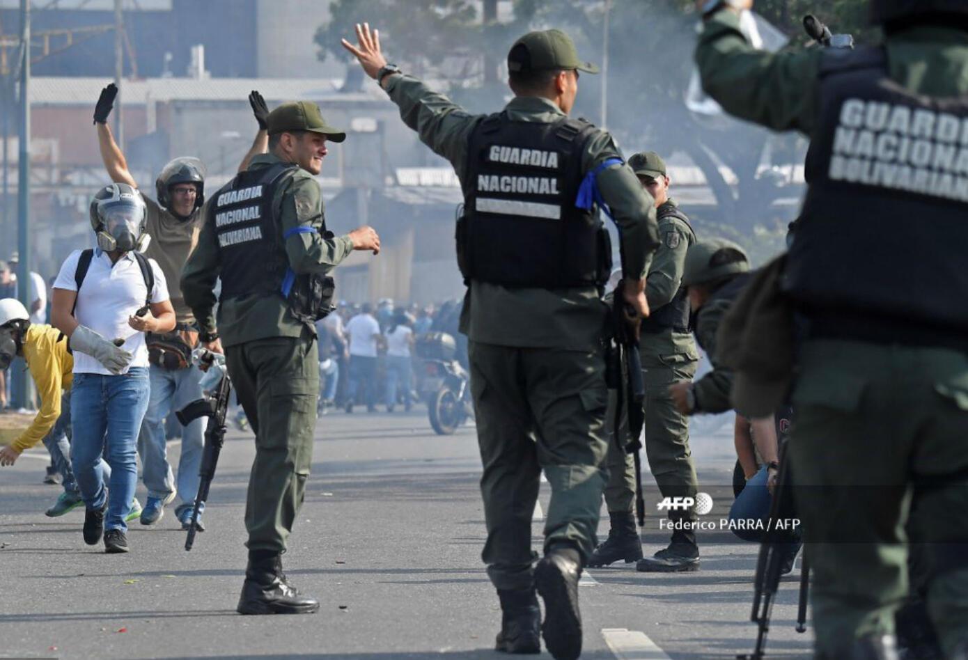 Operación Libertad en Venezuela