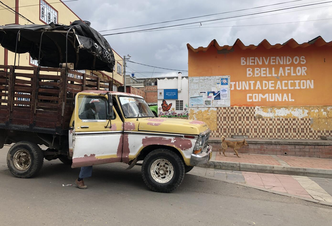 Bella Flor, Ciudad Bolívar
