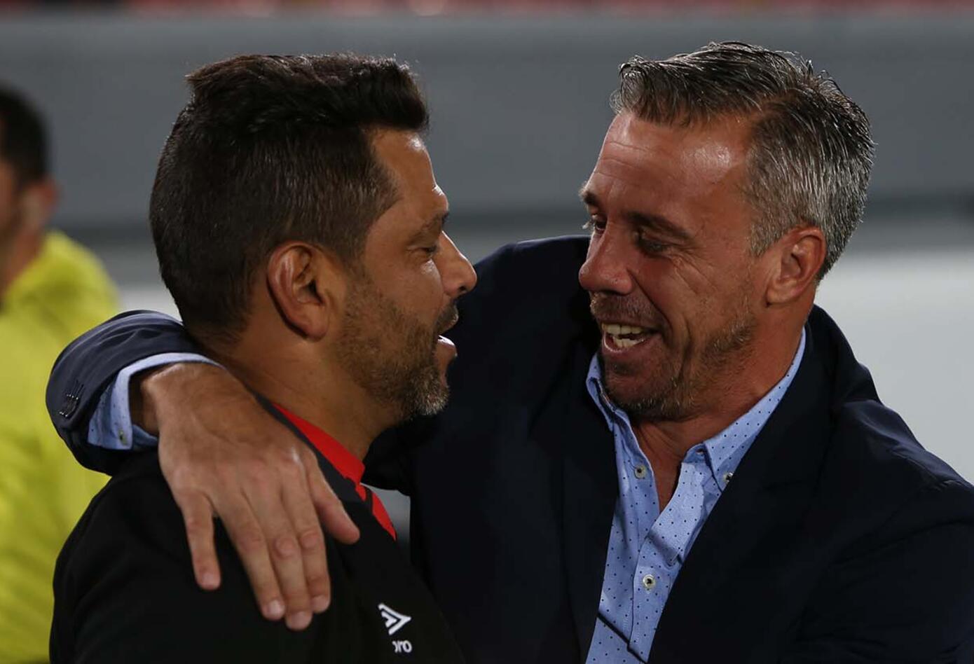 Independiente Santa Fe - Deportivo Cali 2019 I