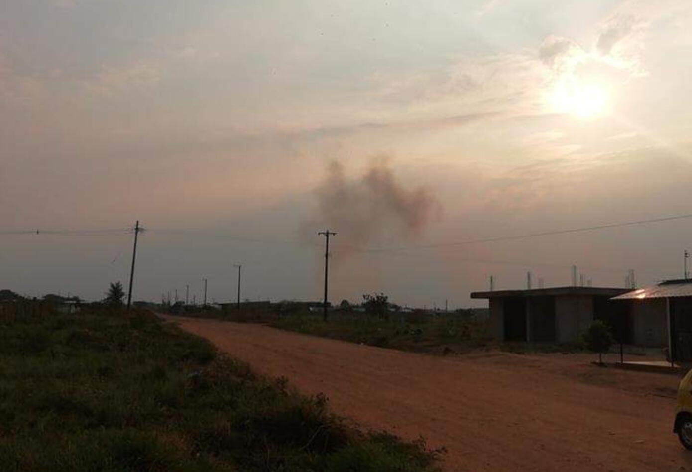 Ataque contra batallón en Tame (Arauca), habría sido perpetrado por las disidencias de las Farc
