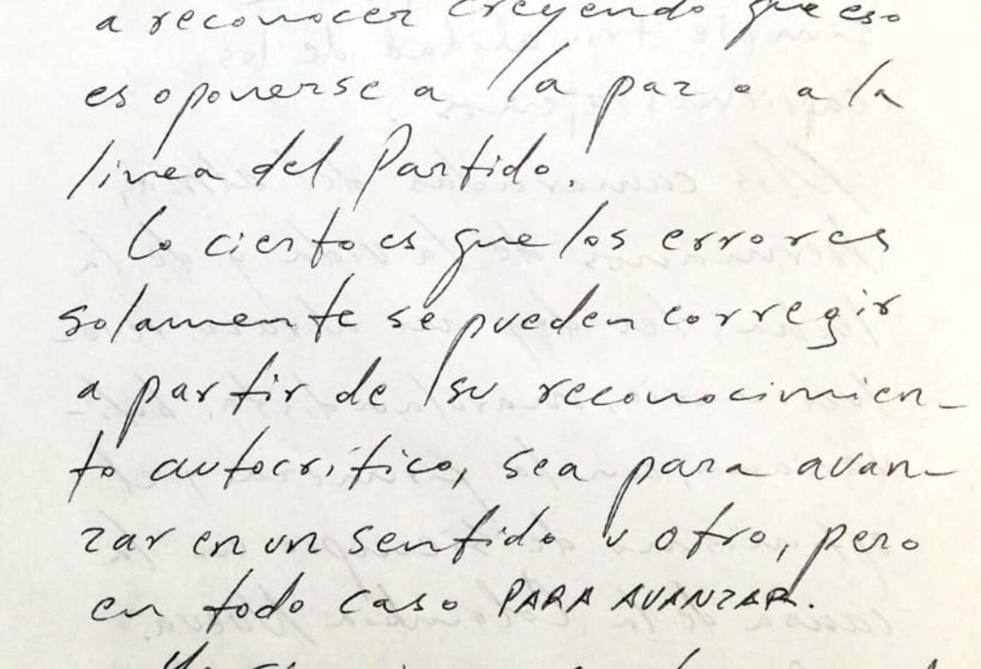 Carta Jesús Santrich 2