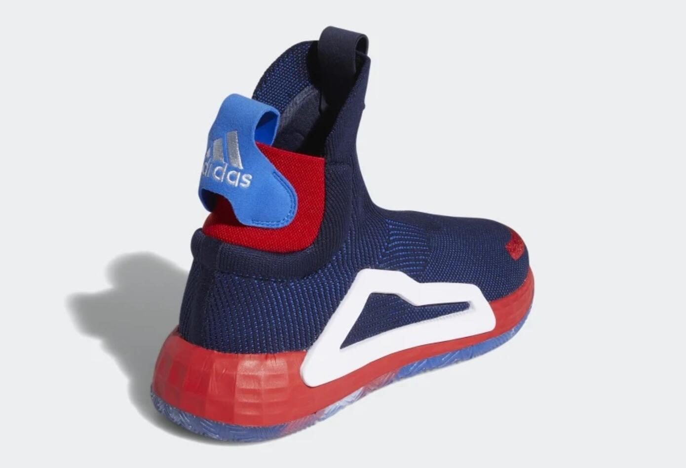 Zapatillas del Capitán América de Adidas