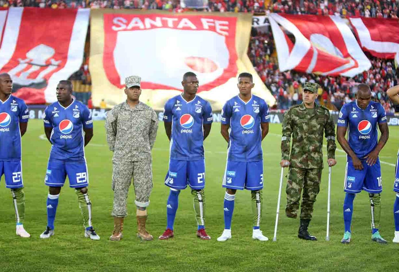 Santa Fe - Millonarios 2019 I